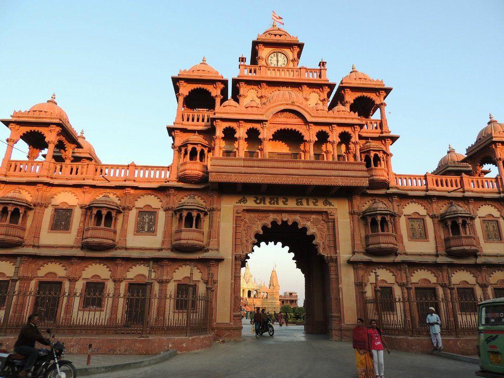 shri-swaminarayan-mandir gondal